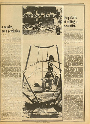 jimi hendrix newspaper 1969/new arbor argus/september 17 1969 /october 2 1969