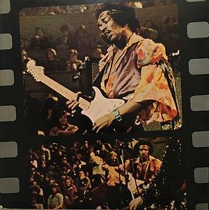 jimi hendrix vinyls albums lps/ experience  new zealand 1971