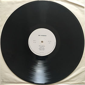 jimi hendrix bootlegs vinyls album lp/side a : hells session