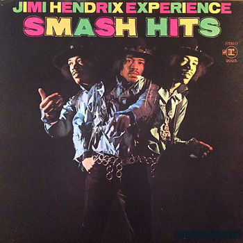 jimi hendrix rotily collector smash hits