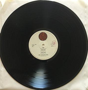 jimi hendrix bootlegs box lp vinyls/winterland days /side e
