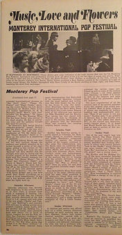 jimi hendrix rotily newspapers/cash box 1/7/67