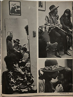 jim hendrix magazine 1968/hullabaloo december 1968