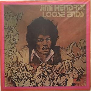 jimi hendrix vinyl album lp/loose ends /uruguay 1975