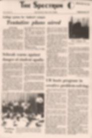 jimi hendrix newspapers 1968/te spectrum june 22, 1968