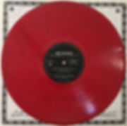 jimi hendrix bootlegs vinyls 1970 / swingin' pig :  last american concert vol 1 / side b / color