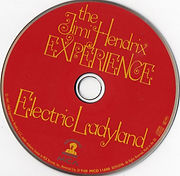 jimi hendrix collector cd/electri ladyland 1997 family edition