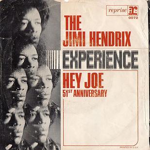 jimi hendrix rotily vinyls/hey joe   usa
