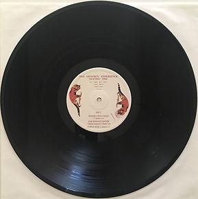 jimi hendrix album vinyl bootlegs/electic jimi/ disc 2/side c
