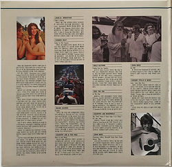 jimi hendrix album lps vinyl/woodstock 3 lps  south korea 1991