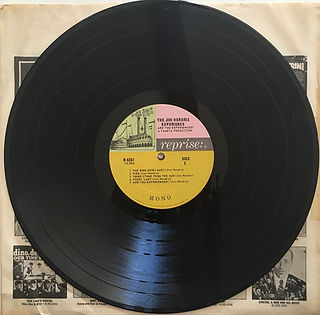 jimi hendrix vinyls lp 1967 / are you experienced side 2