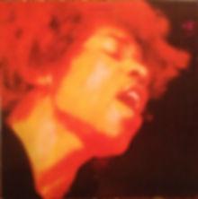 jimi hendrix rotily vinyl/electric ladyland