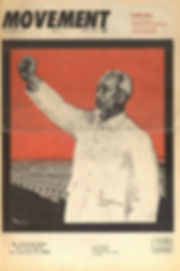 jimi hendrix newspaper 1969/movement october 1969