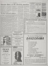 jimi hendrix newspapers 1968/the michigan daily november 3, 1968