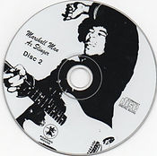 jimi hendrix cd box bootleg 1970 / disc 2 :  box 3cd marshall man ax slinger