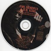 jimi hendrix bootlegs cds/the kings'jam jimi hendrix & B.B. king april 7 1968 live in generation club new york /
