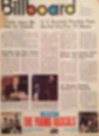 jimi hendrix magazine/billboard 13/5/67