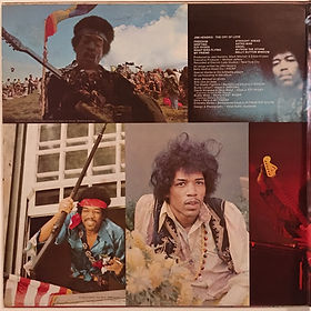 the cry of love barclay 1975 france/jimi hendrix vinyls collector