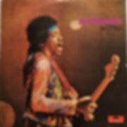 jimi hendrix vinyl album lps/isle of wight israel 1972