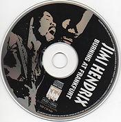 jimi hendrix bootleg cd 1969/burning at frankfurt