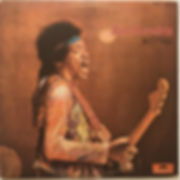 jimi hendrix album vinyl lps/isle of wight colombia 1972