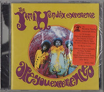 hendrix rotily cd/ are you experienced