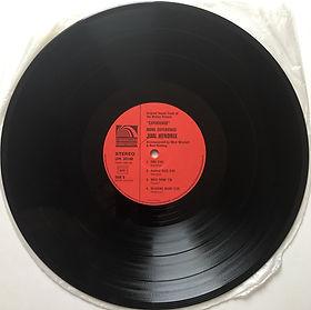 jimi hendrix vinyl album lps/more experience france 1973
