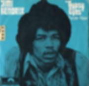 jimi hendrix collector vinyls singles/gypsy eyes