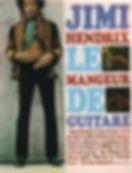 jimi hendrix collector magazine/salut les copains  7/67