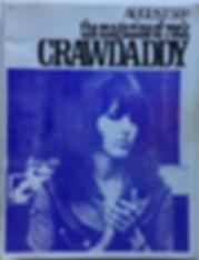jimi hendrix magazines 1968/ crawdaddy august 1968