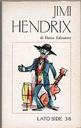 jimi hendrix book collector/jimi hendrix di dario salvatori 1980 italy