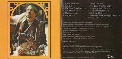 jimi hendrix cd collector /family edition smash hits 2002