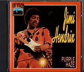 jimi hendrix rotily cd/purple haze