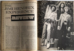 jimi hendrix experience on review