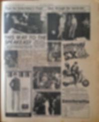 jimi hendrix rotily newspapers