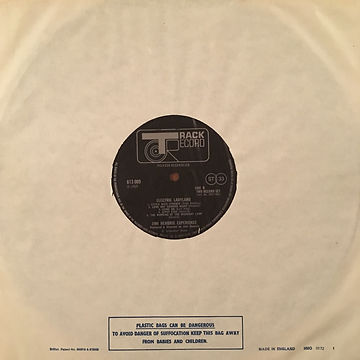 jimi hendrix rotily vinyls/electric ladyland 1972