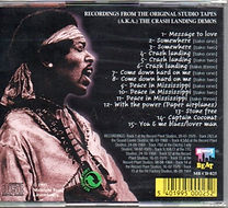 jimi hendrixbootleg cds 1969/paper airplanes
