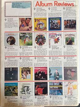 collector magazine rotily jimi hendrix/billdoard 67
