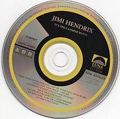 cd bootleg jimi hendrix/it's only a paper moon