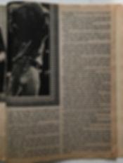 jimi hendrix magazine 1968/hit parader yearbook 1968