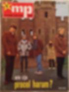 collector magazine jimi hendrix/ muziek parade 8/67