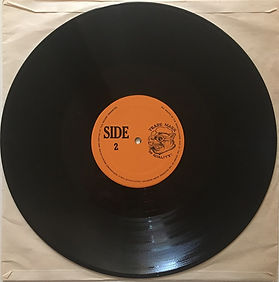 jimi hendrix bootlegs vinyls 1970 / tmoq 1840 :   rainbow bridge  / side 2