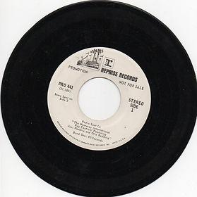 jimi hendrix vinyls singles/promo radio spot for monterey pop festival jimi hendrix and otis redding /reprise records 1970