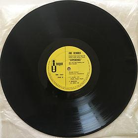jimi hendrix album vinyls/experience imagem brazil/side b