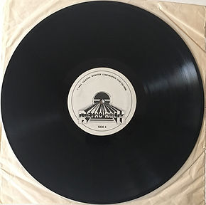 jimi hendrix vinyls radio show /retro rock : side 4 woodstock spirit 2lp  1983