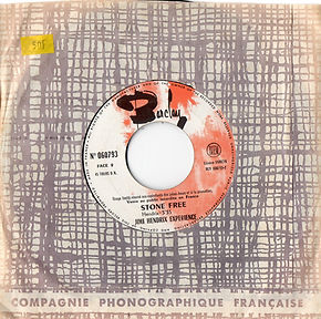 hendrix rotily vinyl collector/stone free