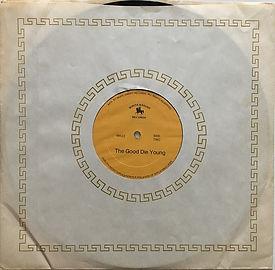 jim hendrix bootleg vinyl/the good die young / side 2