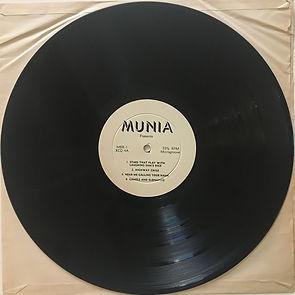 jimi hendrix bootlegs vinyls 1970 / side 1 / jimi hendrix/clapton/mayall/bruce/baker