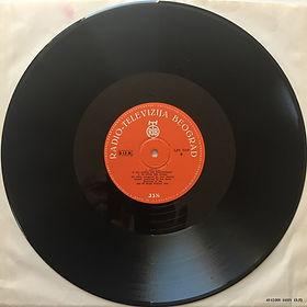 jimi hendrix album vinyl lps/isle of wight rtb yugoslavia
