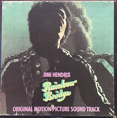 jimi hendix reel to reel / rainbow bridge 1971